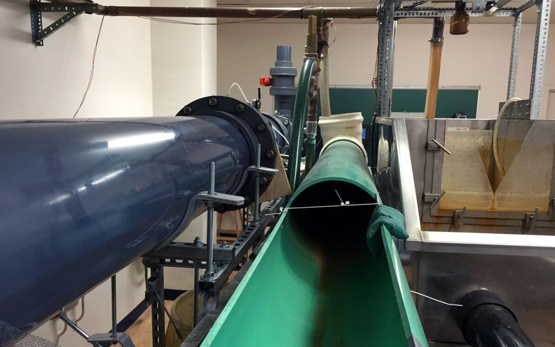 Nouveau régulateur de débit pour la gestion des eaux de drainage