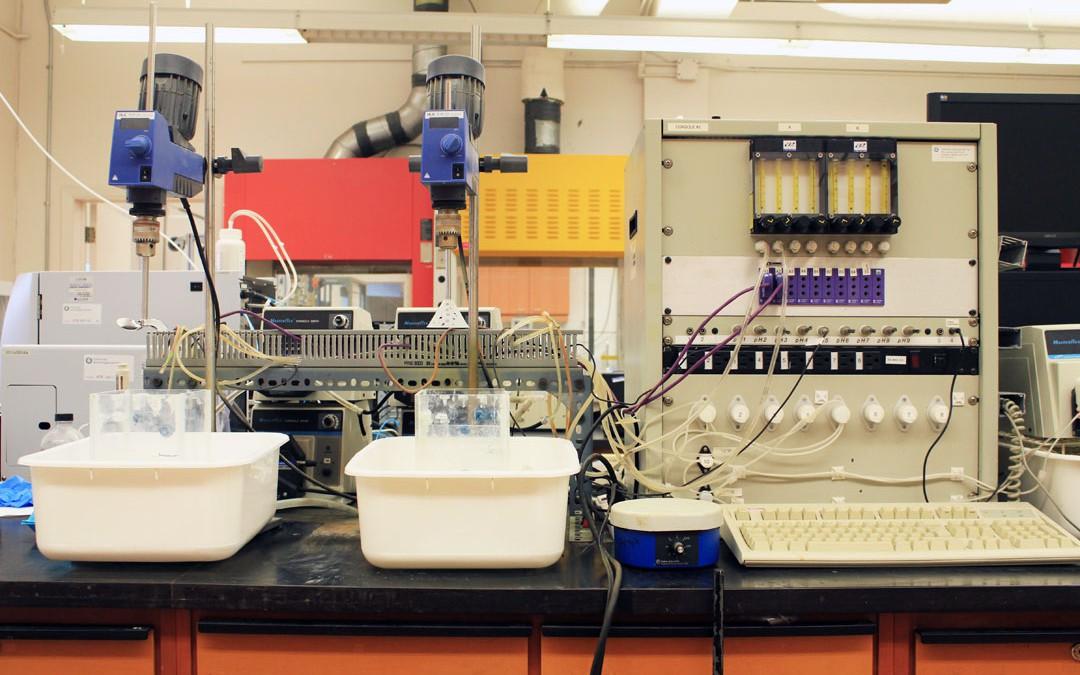 Bioréacteurs d'échelle laboratoire