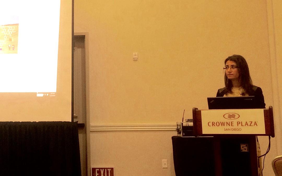 La chercheuse Rimeh Daghrir était conférencière invitée au 21st International Conference on Advanced Oxidation Technologies for Treatment of Water, Air and Soil
