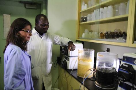 Unités de taille laboratoire