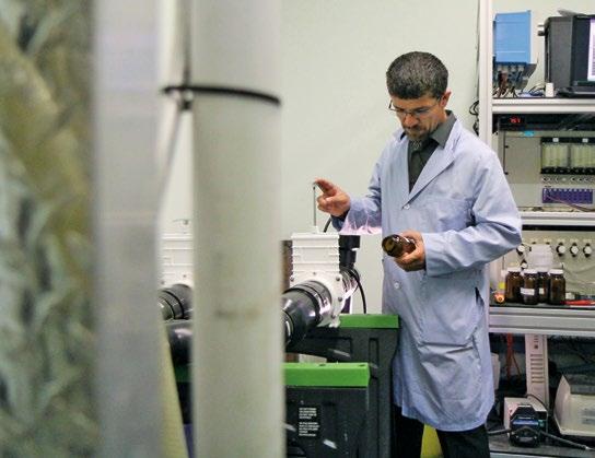 Validation de l'efficacité de réacteurs UV pour la désinfection des eaux usées des systèmes décentralisés