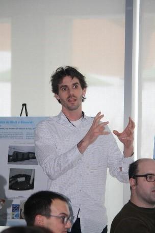 Jean-François Vermette, Chef de projets – Procédés propre Centre de transfert technologique en écologie industrielle (CTTÉI)