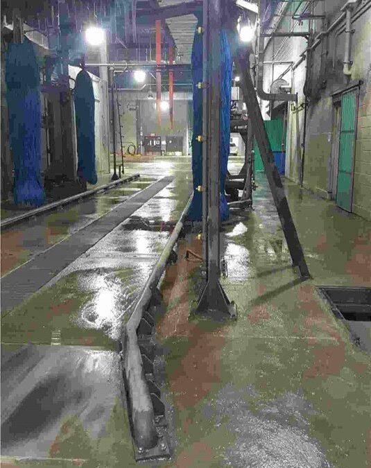 Aide à la décision pour la mise en place d'un système de recyclage des eaux de lavage d'autobus